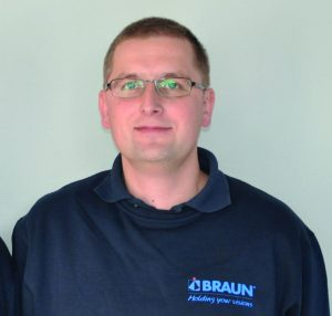 Thomas Geier, Leiter Industrial Engineering bei Braunform (Bildquelle: Braunform)