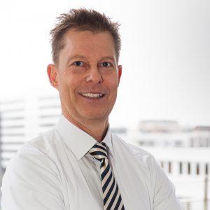 Wolfgang Wieth, Bereichsleiter Entwicklung Neugeschäft des Distributors  K. D. Feddersen, Hamburg