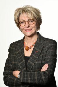 Frédérique MUTEL, JEC-Gruppe Präsidentin & CEO