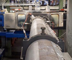 Mit dem Siebwechselsystem lässt sich die Zahl der Siebwechsel um 40 Prozent und das Material pro Spülzyklus um 30 Prozent reduzieren. (Bildquelle: Nordson BKG)