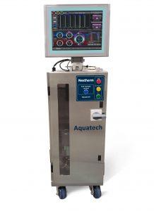 Das Temperiergerät ermöglicht hochpräzise Werkzeugtemperaturen und kurze Zykluszeiten. (Bildquelle: Aquatech)