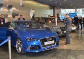 Die Automobilbranche sieht Anzeichen für ein leichtes Anziehen der Konjunktur. (Bildquelle: Dr. Etwina Gandert/ Redaktion Plastverarbeiter)
