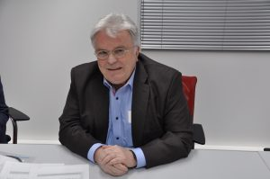 Helmut Gehr ist Geschäftsführer der Gehr Group in dritter Generation.  (Bildquelle: Redaktion Plastverarbeiter/Dr. Etwina Gandert)