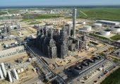 Dowdupont hat Pläne bekannt gegeben, etwa 100 Mio. US-Dollar (ca. 81 Mio. EUR) in den US-Standort Sabine River Works in Orange County, Texas, zu investieren. (Im Bild der Standort Freeport, ebenfalls in Texas) (Bildquelle: Dowdupont)