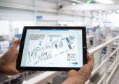 Die industrielle Produktion nach Industrie 4.0-Konzepten ist in Deutschland noch längst nicht umgesetzt. Das liegt daran, dass die alten Geschäftsmodelle, die seit vielen Jahren funktionieren, laufen jetzt in der Sonderkonjunktur weiterhin sehr gut. (Bildquelle: PTW, TU Darmstadt)