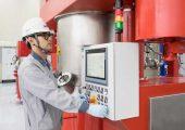 Am neuen Produktionsstandort Jincheon, Korea, stellt Wacker Chemie Silikondichtstoffe und Hochleistungssilikone für Autodisplays und andere Elektronikanwendungen her. (Bildquelle: Wacker Chemie)