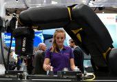 Die deutsche Industrie arbeitet sich langsam aus dem Produktionstal heraus. Dies gilt aber nich für alle Branchen. (Bildquelle: Deutsche Messe)