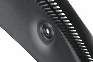 Detailfoto des Windlaufs des BMW X2. (Bildquelle: Synventive)