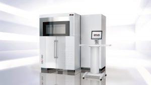 Großformatiges Doppellaser-System  (Bildquelle: EOS)