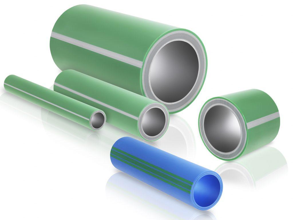 Beliebt Maßgeschneiderte Extrusionsanlage für 5-Lagen-PP-R-Rohr mit Glasfaser AD14
