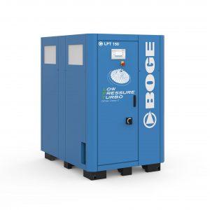 Kompressor für maximale Energieeffizienz bei niedrigem Betriebsdruck (Bildquelle: Boge)