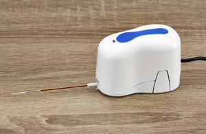 Aus dem flammgeschützten Polycarbonat-Blend wird das Gehäuse eines Motormoduls gefertigt. (Bildquelle: Covestro)