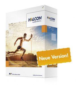 Aktuelle Version der Standard-Bildverarbeitungssoftware (Bildquelle: MVTec)