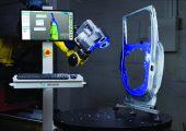 Durch die Möglichkeit, eine große Anzahl von Teilen präzise zu digitalisieren, ermöglicht das System Komplett-Messlösungen für alle Phasen des Fertigungsablaufs. (Bildquelle: Hexagon)