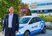 Thomas Herrmann kann auf eine erfolgreiche Dekade als CEO zurückschauen. (Bildquelle. Herrmann Ultraschall)