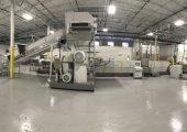 Die bisher größte von NGR gebaute Recycling-Anlage wurde von GLP in Betrieb genommen. (BIldquelle: NGR)