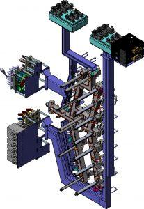 Synventive_Bild 4_Windlauf_BMW X2_2 x 7-fach Nadelverschlusssystem