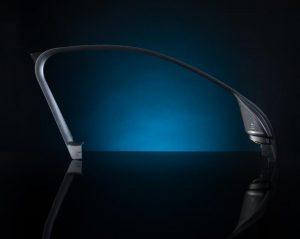 Fensterrahmenverkleidung für ein Auto – ab Mai 2019 soll das das neu gegründete Gemeinschaftsunternehmen Shenyang Wirthwein Technology diese Bauteile für einen deutschen Automobilhersteller in China herstellen. (Bild: Wirthwein).