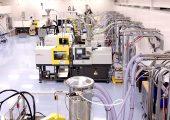 Das Werk wurde 2015 mit dem Vorsatz in Betrieb genommen, die Produktion weitestmöglich zu automatisieren. (Bildquelle: Piovan)