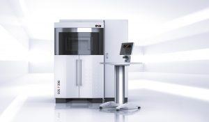 Mit einem Bauraum von 340 x 340 x 600 mm deckt die EOS P 396 den mittleren Bauvolumenbereich ab. (Bildquelle: EOS)