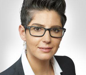 Nadine Despineux, derzeit Vice President Sales IMM (Spritzgießtechnik), übernimmt zum 1. Juli 2018. die Leitung der neuen Geschäftseinheit Digital Service Solutions bei Krauss Maffei. (Bildquelle: KraussMaffei)