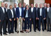 VDMA-Fachgemeinschaft Kunststoff- und Gummimaschinen_Vorstand_2018_Reifenhäuser_Steinbeck