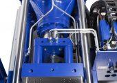 Zentralhydraulisches Schließsystem der Spritzgießmaschine (Bildquelle: Wittmann Battenfeld)