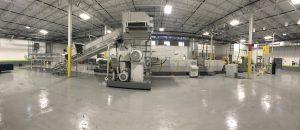 Kunststoff-Recyclingmaschine bei GLP (Bildquelle: GLP/NGR)