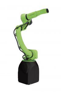 Der Roboter ist für Aufgaben bis mit 15 kg Traglast geeignet. (Bildquelle: Fanuc)