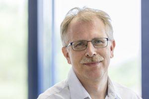 Robert Heller ist bei Weiss unter anderem für die Konstruktion der Produktions- und Automatisierungstechnik verantwortlich.