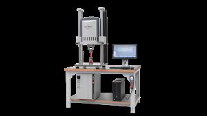 Herzstück der Prüfmaschinen ist der speziell für die Prüftechnik entwickelte elektrodynamische Antrieb. (Bildquelle: Zwick)