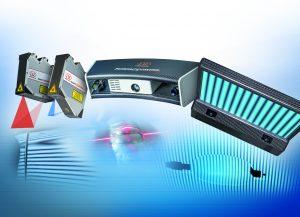 3D-Sensorik für die Oberflächeninspektion (Bildquelle: Micro-Epsilon)
