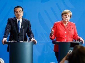 """""""Wir haben ganz neue Wege beschritten"""", erklärte Merkel. (Bildquelle: Bundesregierung)"""