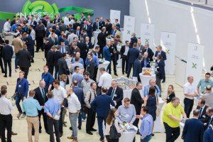 Expertengespräche zwischen Anwendern und Anbietern von digitalen Lösungen standen im Mittelpunkt des Forums.