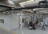 Greiner hatte im Jahr 2010 das Rastatter Werk (im Bild) von der Firma Expan gekauft und dort unter anderem auch in die Reinraumtechnik investiert. Mitte 2019 soll das Wek nun geschlossen werden. (Bildquelle: Greiner Packaging)