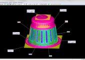 Vielfältiger Einsatz der CT-Sensorik, beispielsweise für fertigungsbegleitende Messungen (Bildquelle: Werth)