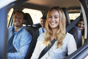 Entspanntes und sicheres Fahren durch niedrige Emissionen (VOC, Fog, Geruch) Bildquelle: Hexpol TPE