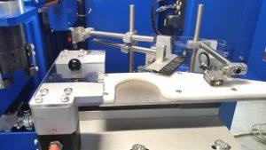 Bild 3: Schraubkappen-Zentrierung: Bevor die Kappen dem Schraubkopf bereitgestellt werden, erfolgen deren Vereinzelung und eine Lageprüfung. (Bildquelle: Getecha)