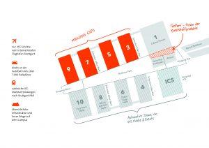 Die Moulding Expo zieht 2019 in die vier Standardhallen 3, 5, 7 und 9 um. Nach Einschätzung des Messeveranstalters ermöglicht dies eine bessere Ausstellerplatzierung und Besucherführung. (Bildquelle: Messe Stuttgart)