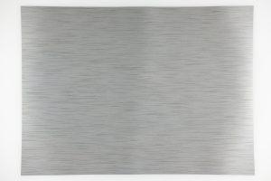 Gedruckter haptischer Aluminium Bürsteffekt (Bildquelle: Pröll)