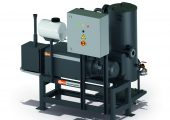 Vakuumtechnik zur optimalen Entgasung beim Extrudieren (Bildquelle: Busch)