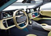Automobil-Interieur (Bildquelle: Rinspeed)