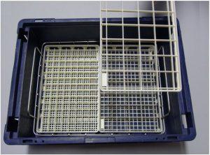 Haushaltsschüssel aus Biokunststoff (Bildquelle: Ökoplast)