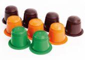 Kaffeekapseln – eine mögliche Anwendung für das Compound (Bildquelle: Bio-Fed)