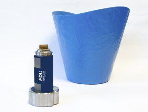 Die FDU-Heißkanaldüsen kombinieren die Möglichkeiten der Extrusion und der konventionellen Düsen mit Punktanschnitt. Bildquelle: Haidlmair