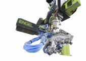 Ausgefeilte Software ermöglicht die Optimierung der Roboterbewegungen. (Bildquelle: Engel)