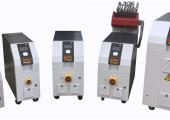 Die neuen Temperiergeräte der Enersave-Familie von GWK sind mit besonders energiesparenden Zentrifugalpumpen ausgestattet. (Bildquelle: GWK)