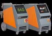 Die neuen Temperiergeräte der Teco-c-Generation wurden für 'General-Purpose'-Anwendungen entwickelt. Sie bieten eine hochwertige, aber bezahle Technik. (Bildquelle:  GWK Gesellschaft Wärme Kältetechnik)