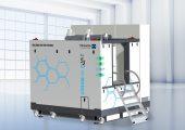 Die Hochdruck-Dosiermaschinen Streamline MK2 sind für den Serieneinsatz in HP-RTM-, Clearrim- beziehungsweise Clearmelt-Verarbeitungsprozessen ausgelegt. (Bildquelle: Hennecke)