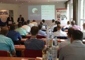 Insgesamt rund 85 Gäste folgten dem Programm des 20. Bensheimer Technologietags. (Bildquelle: Ralf Mayer/Redaktion Plastverarbeiter)